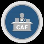 icona CAF Centro Assistenza Fiscale